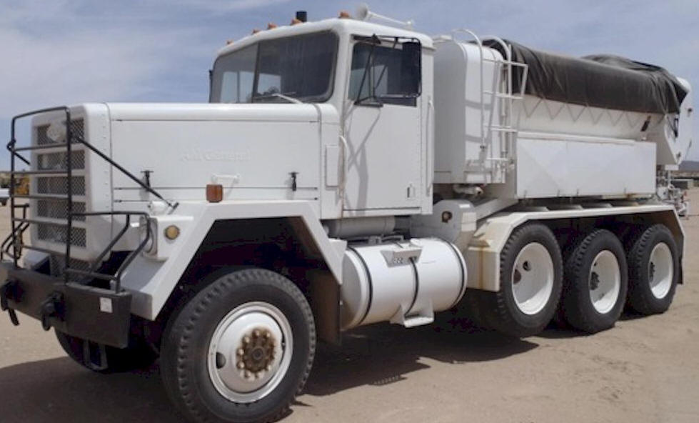 1971 Daffin 8 yd Mobile Mixer