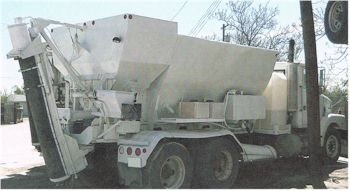 2000 Reimer 10 yard Mobile Volumetric Mixer for Sale