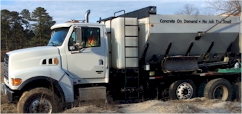 2007 Global Volumetric 10 Yard Mobile Mixer for Sale
