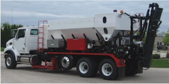 Used 2009 IMM International Mobile Mixer for Sale