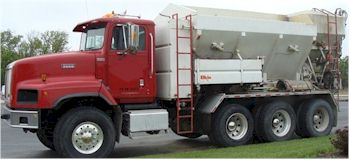 10 yard Volumetric Mobile Mixer for Sale Elkin