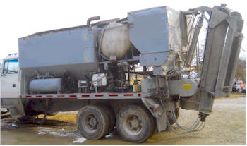 1997 10 Yard Zim Mixer for Sale