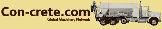 Con-crete.com: Global Machinery Network