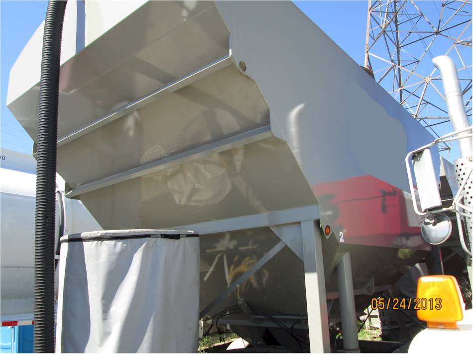 2009 Fast-way used cement silo lo-pro for sale